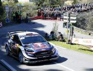 Ogier increases lead in Tour of Corsica