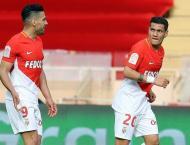 Falcao inspires Monaco to victory over Nantes