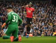 Pogba leads thrilling Man Utd comeback to keep City waiting for t ..