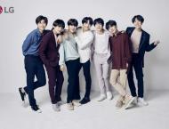 LG Signs International K-Pop Sensation BTS as Mobile Partner