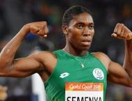 Semenya smashes Budd record as controversy persists