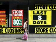 Number of UK shop openings hits seven-year low: study