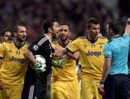 Raging Buffon's crazy Champions League exit