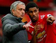 Mourinho refuses to assure Martial and Rashford of first-team pla ..