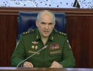 Russia military says Syria air defence intercepted 71 of 103 crui ..