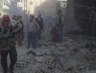 Syria bases hit in strikes had been evacuated: monitor