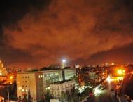 Blasts shake Damascus as US and allies launch Syria strikes