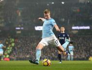 City trio, Salah, Kane nominated for Player of the Year