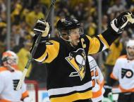Crosby dominates as Penguins pound Flyers