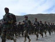 Afghan battle kills 16 militants in eastern Ghazni province