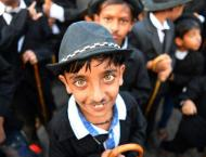 The Great Impersonators: Charlie Chaplin fans parade through Indi ..