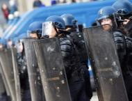 French police battle rioters in southern Toulouse