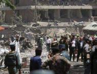 Bomb explodes at Indian diplomatic outpost in Nepal