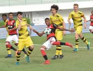 Flamengo to meet Real Madrid in dream Hamdan U16 final
