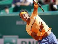 Nadal thrashes Bedene in Monte Carlo opener