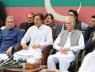 Blame game starts in PTI after 20 MPAs accused of selling vote