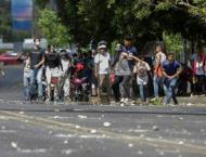 Two killed in Nicaragua pension protests