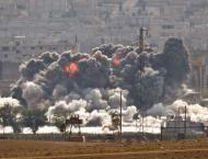 3 IS militants killed in U.S.-led airstrike in eastern Iraq
