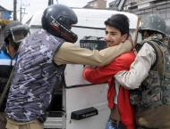 Use of force by forces on IOK students condemned
