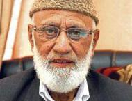 Muhammad Ashraf Sehrai  concerned about falling health of Farooq  ..