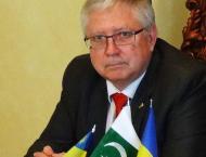 Ukrainian Ambassador visits Higher Education Commission