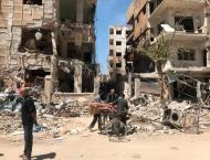 Russia says inspectors arrive at suspected chemical attack site i ..