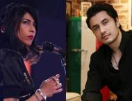 Meesha Shafi, Ali Zafar's silence over sexual harassment issue  ..