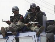 Central Nigeria gunmen attack death toll rises to 16