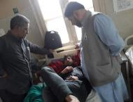 Hurriyat leaders inquire about health of injured youth in hospita ..