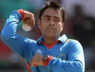 Afghan star Rashid Khan picked for world XI T20 match