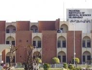 Citizens for upgrading Pakistan Institute of Medical Sciences Bur ..