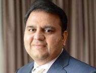Whose agenda Sirajul Haq pursuing: asks Fawad Chaudhry