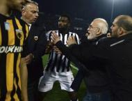 AEK take Greek title after PAOK lose appeal