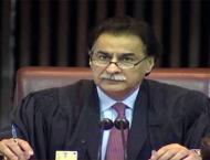 Record legislation done during PML-N's tenure: Sardar Ayaz Sadiq  ..