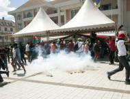 Madagascans return to protest after clashes