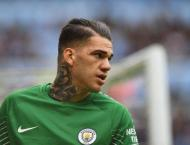 Ederson urges City to finish with record-breaking flourish