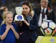 Robot helps seriously ill Everton fan make history