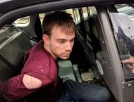 US authorities capture Tennessee shooting suspect