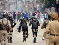 Indian troops martyr one Kashmiri youth in Pulwama