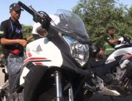 10 arrested; six motorbikes recovered in Sargodha