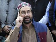 Mirwaiz Umar Farooq,asks India to immediately repeal Armed Forces ..