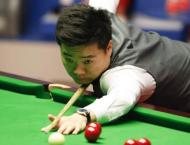 Confident Ding brushes aside compatriot Xiao at snooker worlds