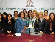 Women delegation begins China visit to explore biz opportunities