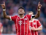 Bayern wait on Alaba for Real semi-final