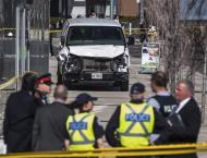 Toronto van driver charged with 10 counts of premeditated murder