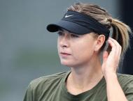 Sharapova dumped out by Garcia in Stuttgart first round