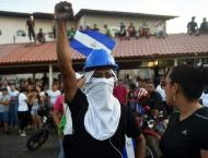 US lashes out at 'repugnant' regime violence in Nicaragua