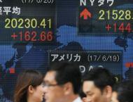 Tokyo stocks close lower weighed by rate hike fears