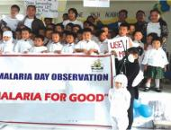 World Malaria Day observed today