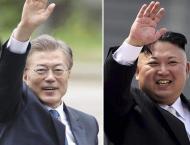 Global leaders express hope for success of inter-Korean summit